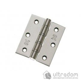 Дверная петля из нержавеющей стали AMIG m.2088 100x70x2.5 мм