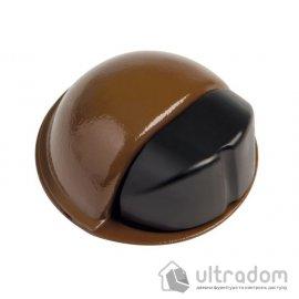 Amig Ограничитель дверной самоклеящийся mod.400 коричневый