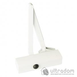 Дверной доводчик GEZE TS 1500, белый (TS1500_white)