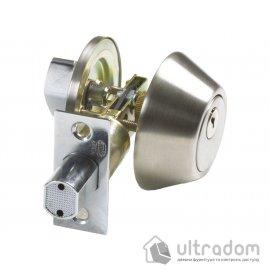 Задвижка ключ-вороток AMIG мод. 1550 матовый никель (13442)