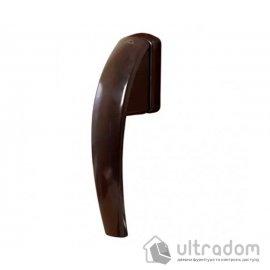 Ручка оконная ROTO SWING Secustik, коричневый