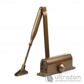 Дверной доводчик SIBA SB-1024 EN2/3/4, коричневый (SB-1024 Bronze)
