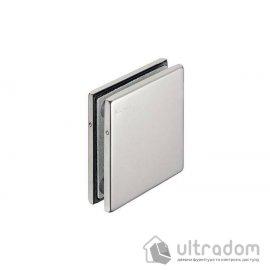 Крепления для стекла, среднее HAFELE нержавеющая сталь 106 x 106