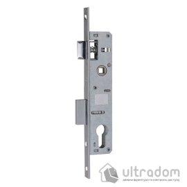 Замок с защелкой SIBA 10053P-20 для металлопластиковой двери.