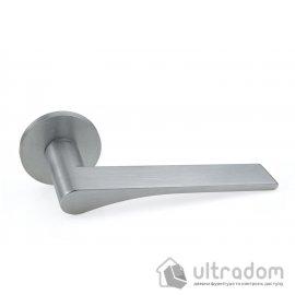 Дверная ручка Forme Eos 294А/Slim хром матовый