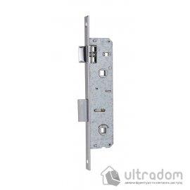 Замок сантехнический SIBA 10069 P WC-25 для металлопластиковой двери.
