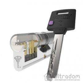 Цилиндр замка Mul-T-Lock Classic Pro ключ-ключ,  90 мм