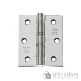 Дверная петля из нержавеющей стали AMIG m.2088 80x60x2.5 мм