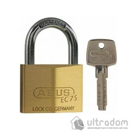 Замок навесной ABUS 720/60  плоский ключ