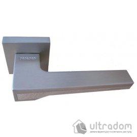 Дверная ручка ORO & ORO 066-15E Перламутровый никель  /Хром