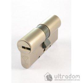Цилиндр замка Mul-T-Lock MT5+ ключ-ключ, 62 мм