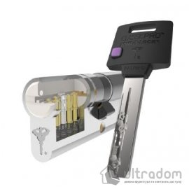 Цилиндр замка Mul-T-Lock Classic Pro ключ-ключ, 120 мм