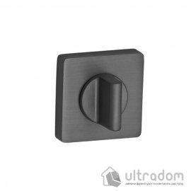 Накладка WC System Handle RO11 W6 BBN черный матовый никель