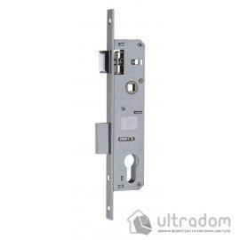 Замок с защелкой SIBA 10053P-30 для металлопластиковой двери