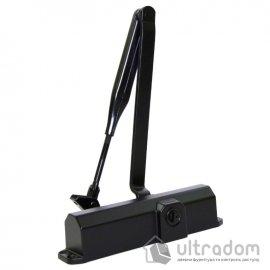 Дверной доводчик DORMA TS Compakt EN2/3/4, черный  (67010119)