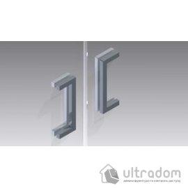 Valcomp Комплект самоклеющихся ручек для стеклянных дверей