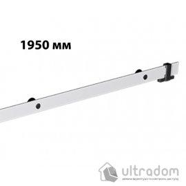 Направляющая рельса 1950 мм Mantion ROC Design в стиле LOFT, матовая белая