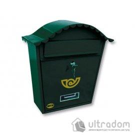Почтовый ящик Amig mod.1 зелёный