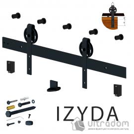 Valcomp IZYDA комплект раздвижной системы для дверей в стиле LOFT