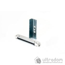 Защёлка балконная магнитная, система 13 мм