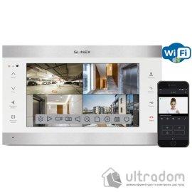 IP-видеодомофон Slinex SL-10IPT HD silver&white