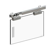 Фурнитура для раздвижных стеклянных дверей