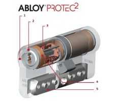 ABLOY Protec 2 HARD